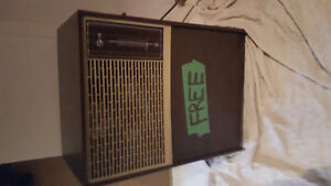 Free Dehumidifier and Stero stand set