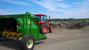 Compost Turner ( PTO) operated