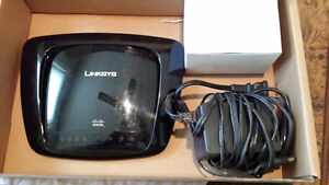 For sale Linksys WI fi router