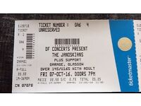 The Janoskians concert tickets 2 of them