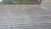Exceptional Pressure Washing Services