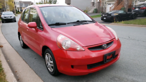 2007 Honda Fit - Standard Transmission