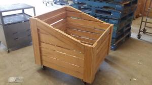 Maple Storage bin