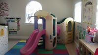 Laura's Home Daycare 1FT Spot Sept 2106 ***2 Years or Older
