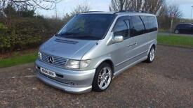 VERY RARE Mercedes-Benz Mini-Bus 6 Seater