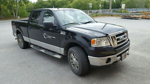 2008 Ford F-150 XLT. 5.4L Triton. V8. Pickup Truck. SuperCrew