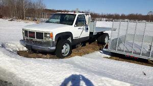 1991 GMC HD3500 Pickup Truck