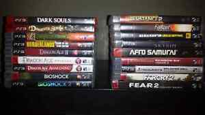 Ps3 500G  36GreatGames and more ! 200 FRIM