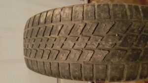 For Sales 195/60/15 m&s tires