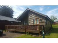 Luxury 2 Bedroom Lodge/Bungalow For Sale East Yorkshire Coastline Plus Fees.