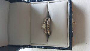 Birks solitare engagement ring