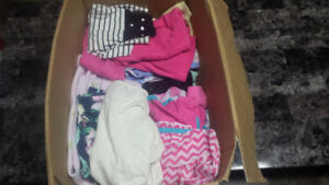 Girls size 12-18 month clothes