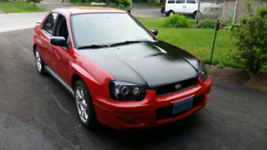 2004 Subaru Impreza RS (safetied and etested)