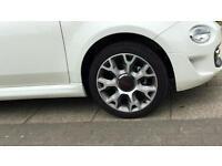 2017 Fiat 500 S Demonstrator Vehicle - Excel Manual Petrol Hatchback