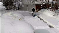 Snow Blowing reasonable rates Quailty Service