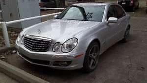 2009 Mercedes-Benz E-Class Sedan Diesel