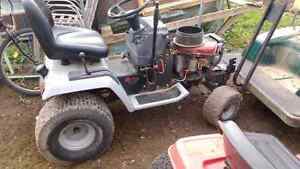 2 riding mowers for sale or trade