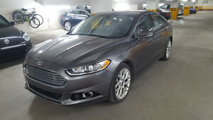 2013 Ford Fusion Titanium AWD NAV full equipped 19' mags