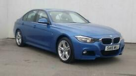 image for 2015 BMW 3 Series 335d xDrive M Sport 4dr Step Auto Saloon diesel Automatic