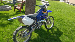 2002 YZ 125 Great Condition