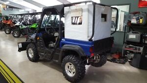 2007 Yamaha Rhino 660 with only 3377kms
