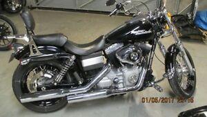 2009 Harley-Davidson FXDB