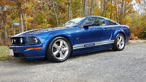 Mustang GT - Supercharged-Intercooled