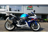 2014 Suzuki GSX-R600 GSXR 600 7,177 Miles 2 Owners Excellent Condition