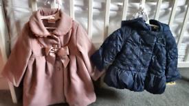 Baby bundle of Coats Jackets