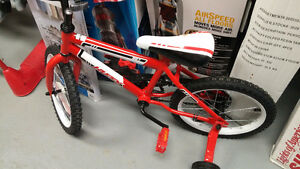 "Boy's Huffy Rock It 16"" Bike - Brand New"
