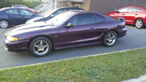 Ford Mustang GT 1996