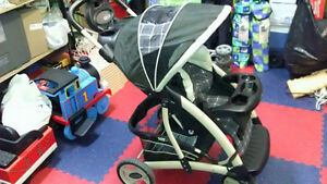 Graco solid stroller