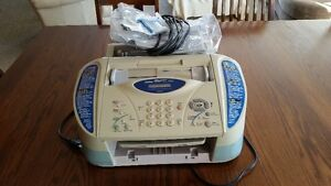 Multi-function Fax/Scan/Copy Campbell River Comox Valley Area image 1