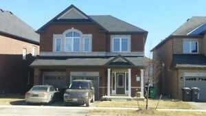 Brand New Detached home for rent North West Brampton