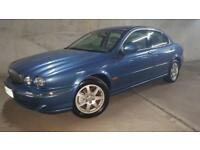 VERY NICE.JAGUAR X TYPE.FULL LEATHER.MOT NOVEMBER 2018.