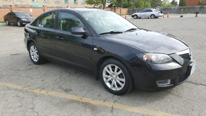 2007 Mazda3 clean well maintained