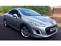 2011 Peugeot 308 2.0 HDi 163 Active 2dr Manual Diesel Cabriolet