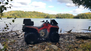 2013 Can-Am Outlander 500 - 4400km - One Owner