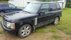 2003 Range Rover(mechanical fix)
