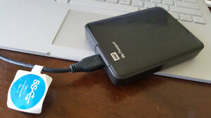 1TB External Hard Drive Storage USB 3.0