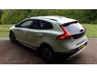 2017 Volvo V40 Cross Country D3 Nav Plus Geartronic Automatic Diesel Hatchback