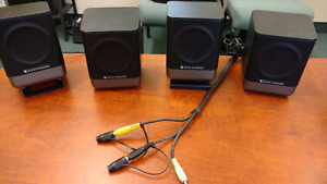 ***priced reduced***5.1 Altec Lancing surround sound