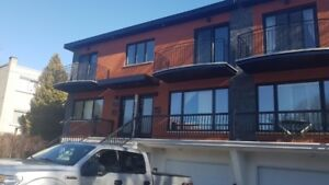 LaSalle 4 1/2 for Rent Upper Triplex