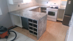 Laminate countertops -  Best price in saskatoon
