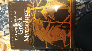 The Complete world of Greek mythology /Living in the environment
