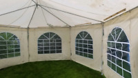 Party Tent for Rent ..weddings..receptions..grads