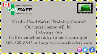 Food Safety Course Nationally Recognized