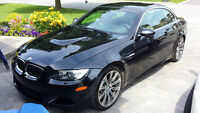 2008 BMW M3 convertible / NAV / comme neuf