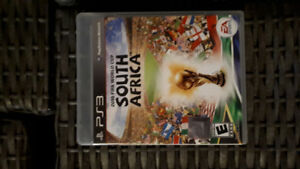 Jeu PS3 FIFA World Cup South Africa 2010