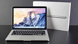 Brand New MacBook Pro 13inch Retina Screen!